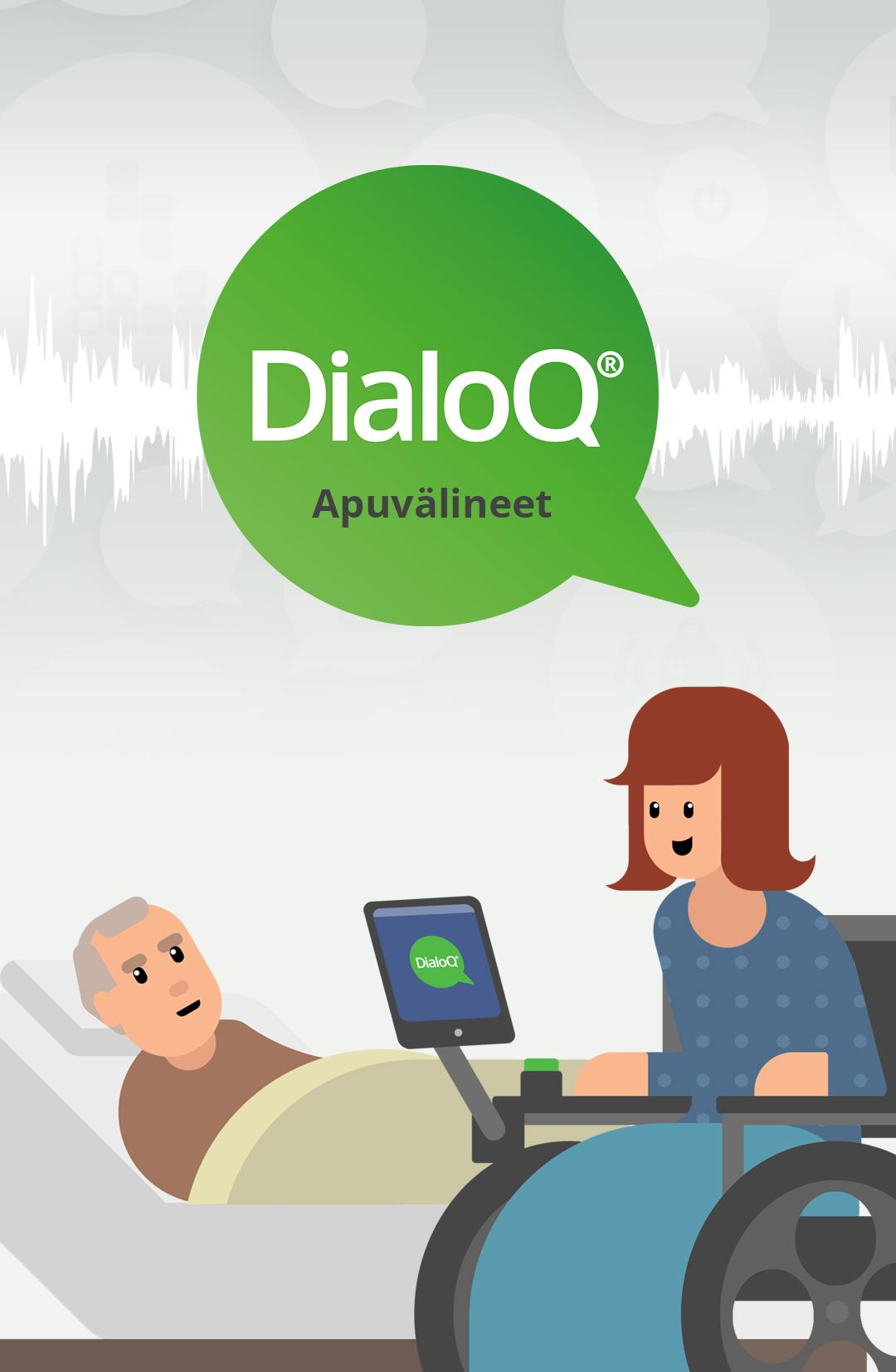 DialoQ -apuvälineet kommunikoinnin ja ympäristönhallinan avuksi