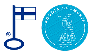 Koodia Suomesta certification